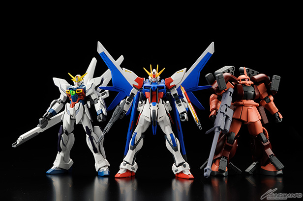 Gundam build fighters new tv anime srw z hotnews for Domon in gundam build fighters
